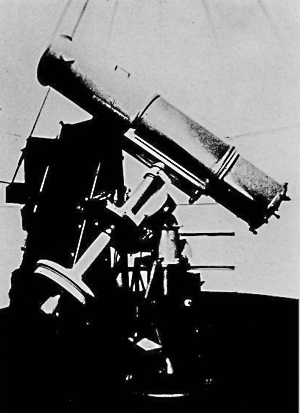L'Observatoire du Houga - L'Astronomie, 1940 )