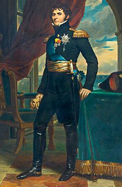 Charles XIV Jean Prince Royal de Suède