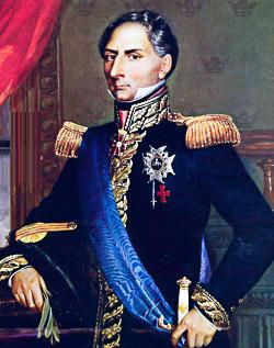 Charles XIV Jean roi de Suède et Norvège (1840)