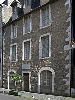 La maison natale de Bernadotte à Pau