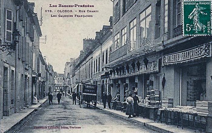 Oloron - Rue Chanzy