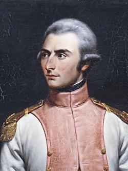 Jean-Baptiste-Jules Bernadotte, lieutenant au 36e régiment de ligne en 1792