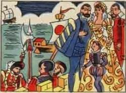 Jeanne organise la défense de La Rochelle
