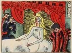 Jeanne meurt à Vendôme