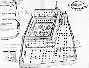 L'Abbaye de Saint-Sever (1678)