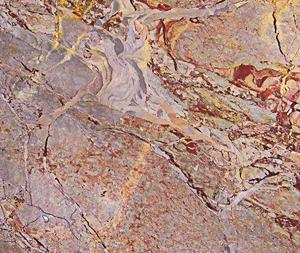 Le marbre de Sarrancolin