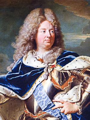 Louis-Antoine de Pardaillan de Gondrin (1665-1736)