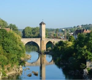 Temps fort comme le Pont d'Orthez