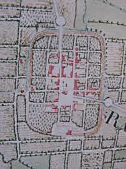 Plan de Rabastens de Bigorre (65)
