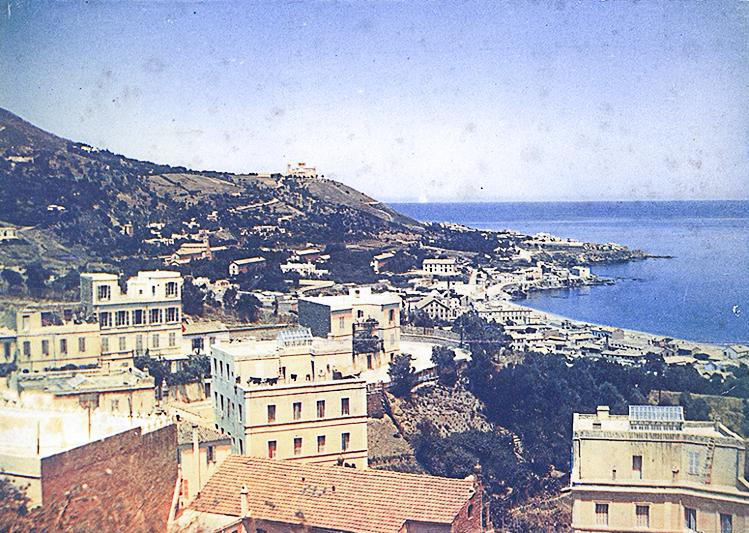 Ducos du Hauron - Baie d'Alger