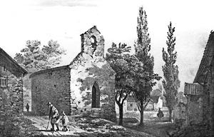 Chapelle Saint-Roch de Poyalèr - Chapelle Saint-Roch