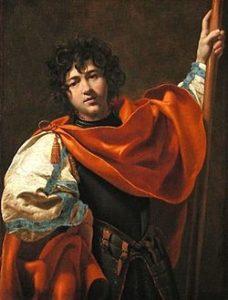 Guillaume de Gellone par Simon Vouet, vers 1622-1627, musée du Louvre.