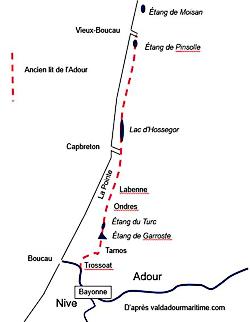 Détournement de l'Adour