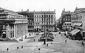 Bordeaux - Place de la Comédie et Rue Sainte-Catherine