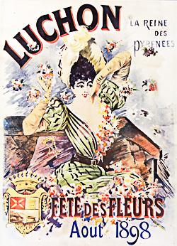 La fête des fleurs de Luchon