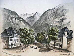 Luchon - Les Allées d'Etigny