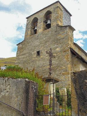 Commune de Caubós (31) - Eglise Saint Félix