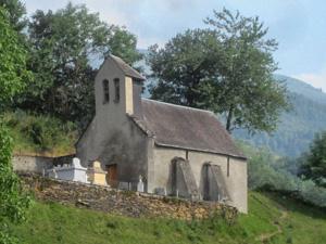 Eglise Saint-Pierre aux Liens de la commune de Baren (31)