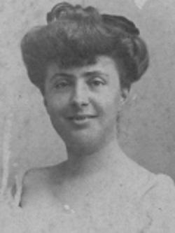 Geneviève (dite Ginette) GOEDORP (1882-1963)